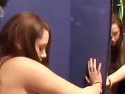 Handycam 11 - Dressing room encounter