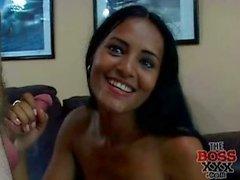 Beautiful Peruvian Teen Girl