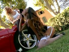 Girls and Cars - Scene 5 - DDF Productions