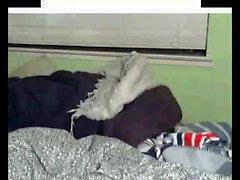 Webcam Hot Teen Shows Off