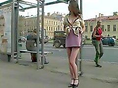Катя Кубанбаева на улице (1)