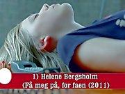 1) Helene Bergsholm (Fa meg pa, for faen)