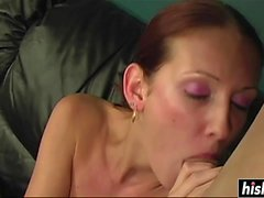 Skinny babe gets fucked by a doctor