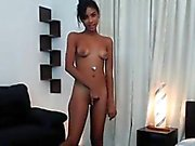 Latin teen with body that is tasty