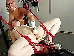 The Domination Of Madison Young - Scene 3