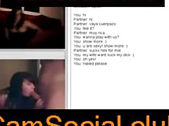 Horny Couple on CamSocial.club