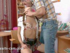Russian Schoolgirl porn