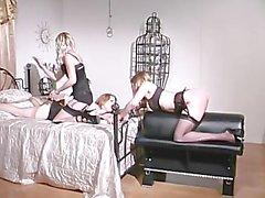 Spanking Desires - Scene 1