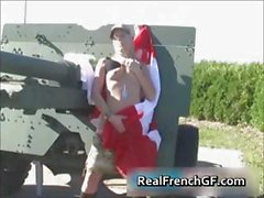 Stripteasing french part4
