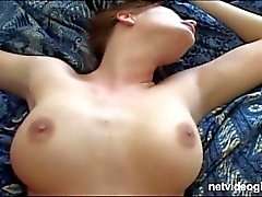 Seriously wild dirty amateur gulps cock