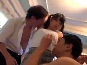 Wild Asian nurses in hot group enjoy hardcore fucking