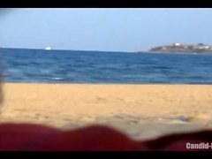 Beach Voyeur HD Video Spycam Nudist Females