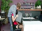 German Beauty Angell Summers Rough