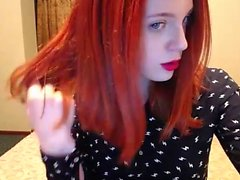 Want To See The Rest Of This Cute Little Red Head?