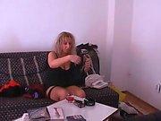 Nezasita Srpkinja - Srpski porno Projecting that is