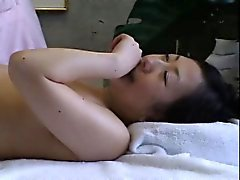 Wife used by lesbian masseuse