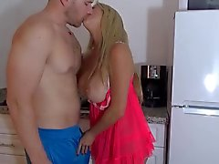 Stepmom & Stepson Affair 87