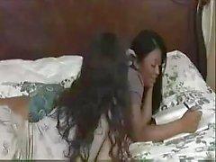 Sinn Sage Seduces The Beautiful Mia Lelani: Hot Lesbian Action!!