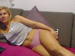 Petite Teen Astonishing Cheerleader Moaning P1