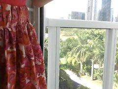 Cam blond amateur webcam teen exposing herself