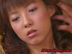 Hiromi aoyama gets clit brushed 2 by jpracequeen