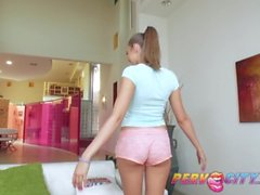 Teen Elena Koshka Bubble Butt Beauty Queen