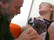It's not easy for a young girl to say no to an experienced
