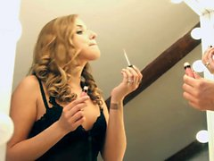 Dirty Flix - Sofi Goldfinger - First courtesan session