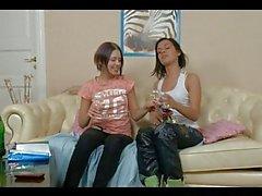 Real teen dolls lesbian sex