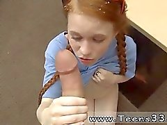 Amateur teen blowjob swallow first time Up