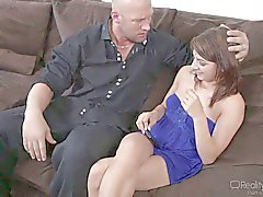 Easy babysitter Lexi Bloom takes dick willingly
