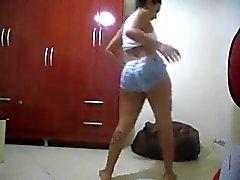 Big Ass Brazilian Teen 11