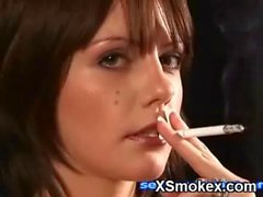 Vibrant Smoking Teen XXX Porno