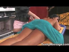 Teen Massages Milf