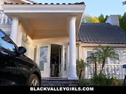 BlackValleyGirls - Hot Teen Fucked By Older White Man