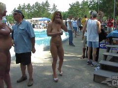 nudes a poppin 2012 amateur contest and amateur oil wrestling