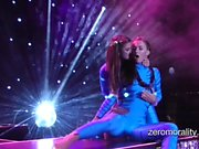 Horny Teens Having Sex On Stage Performance AVATAR