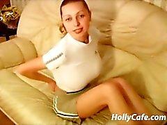 German BBW Teen Girl