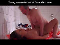 granddadz fucking the 60 year old swimming teacher