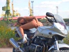 FuckDrive: Crazy Biker Girl