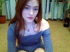 Serena Natural Teen Hot Redhead Ftvgirl Masturbate