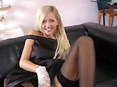 Stockings euro rammed old
