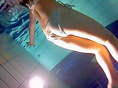 underwater asses