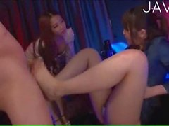 Two lesbians shared a cock 02