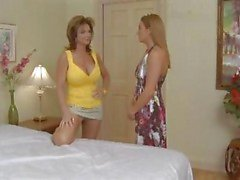 Deauxma lesbians teach with young girl