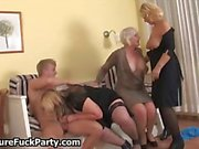 Old experienced housewifes are taking part1