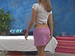Sexy Kara gets her clothes off. No sex