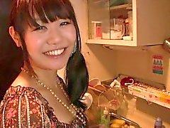 visiting my asian girlfriend!!