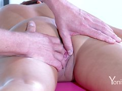 Yonitale. Paula shy: Dew of pleasure