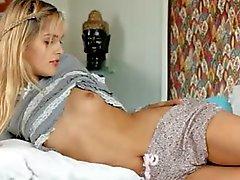 sweet sasha finger her anal